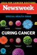 Newsweek Magazine's America's Top Doctors for Cancer Jul 31, 2015