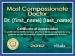 2012 Compassionate Doctor Feb 01, 2013